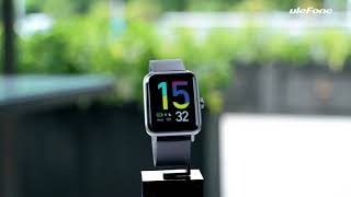 Ulefone Watch Pro - Your Personal Health Companion