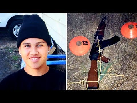 Andy Lopez, 13, shot by Sonoma County police as he carried toy gun