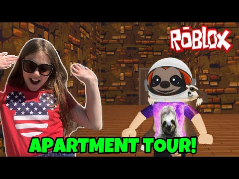 Adopt Me New Apartment Tour Youtube
