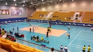 الاهلي ضد النجمة volleyball