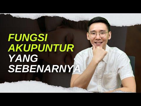 Apakah Fungsi Akupuntur untuk Kesehatan? - Dokter Sung
