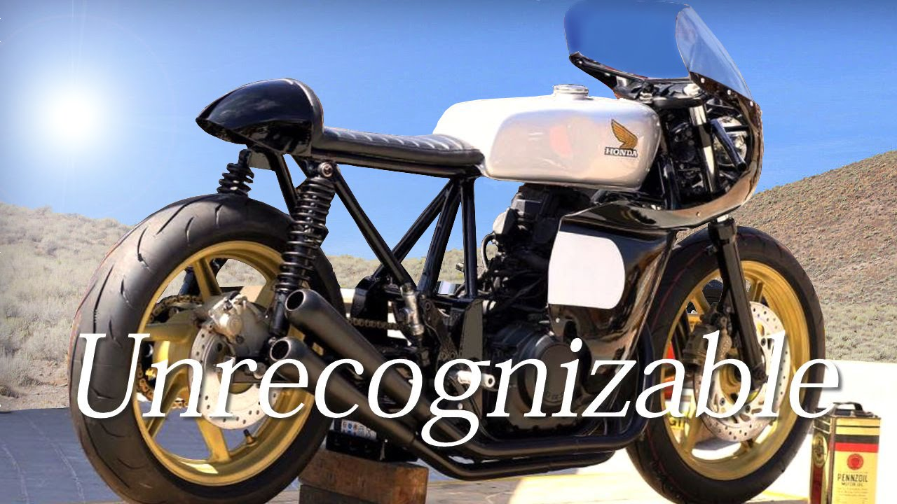 cafe racer honda cb 500 by granadas mecanotecnia youtube. Black Bedroom Furniture Sets. Home Design Ideas