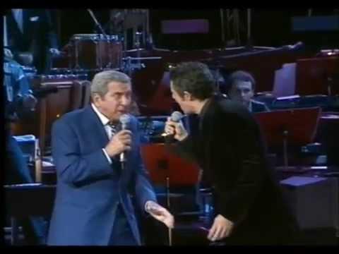 Gilbert Bécaud & Julien Clerc « Et maintenant » Les Victoires de la Musique 1998