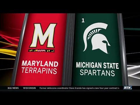 Maryland at Michigan State - Men