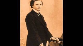 Wilhelm Backhaus plays Brahms Two Rhapsodies Op. 79