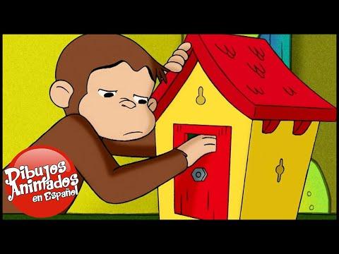 Jorge el Curioso en Español 🐵A Tiempo 🐵 Episodio Completo 🐵 Caricaturas Para Niños