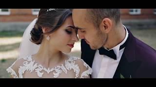 Илья и Ксения свадебный клип