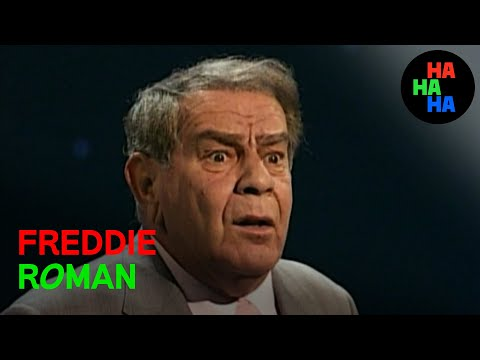 Freddie Roman - Viagra Keeps me from Rolling out of Bed
