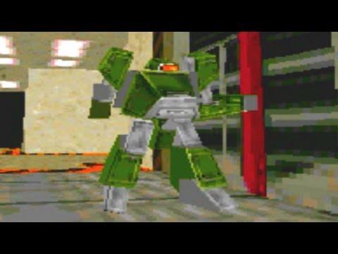 Giant Metal Robotto
