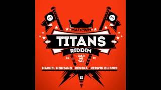 Kerwin Du Bois- Spoil Mehself [Titans Riddim] SOCA 2014