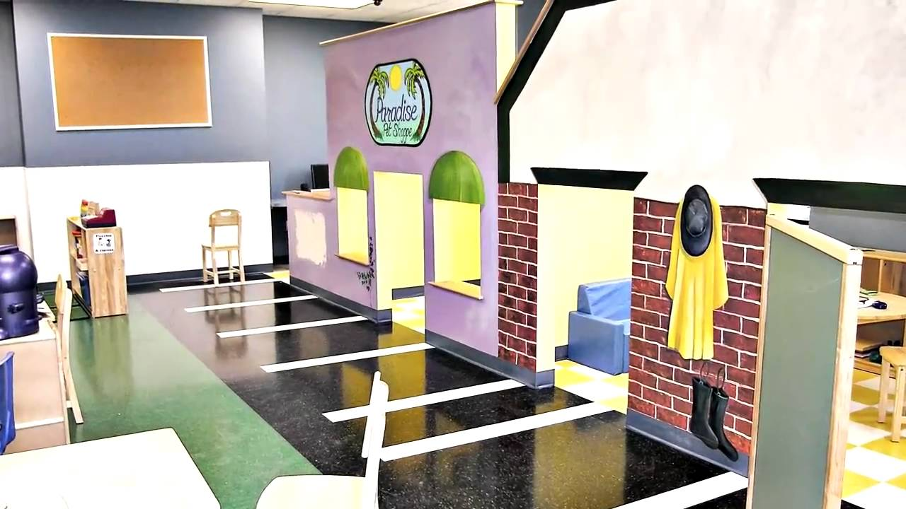 Ideas Of Classroom Decoration ~ Daycare projects bobbitt design build youtube