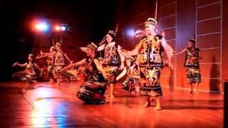 """Gelar Pamit Misi Budaya Angsana Prabala BKST FTUI : """"Tari Gantar"""""""