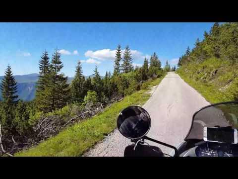 Durmitor Montenegro Motorbike Roadtrip 2017