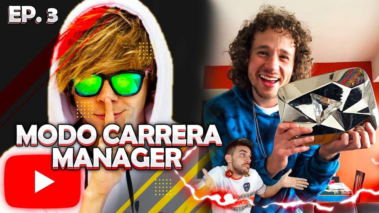 DjMaRiiO y LuisitoComunica el DÚO LETAL | FIFA 19 Modo Carrera ''Mánager'' Youtu