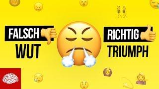 Emojis und ihre wahre Bedeutung