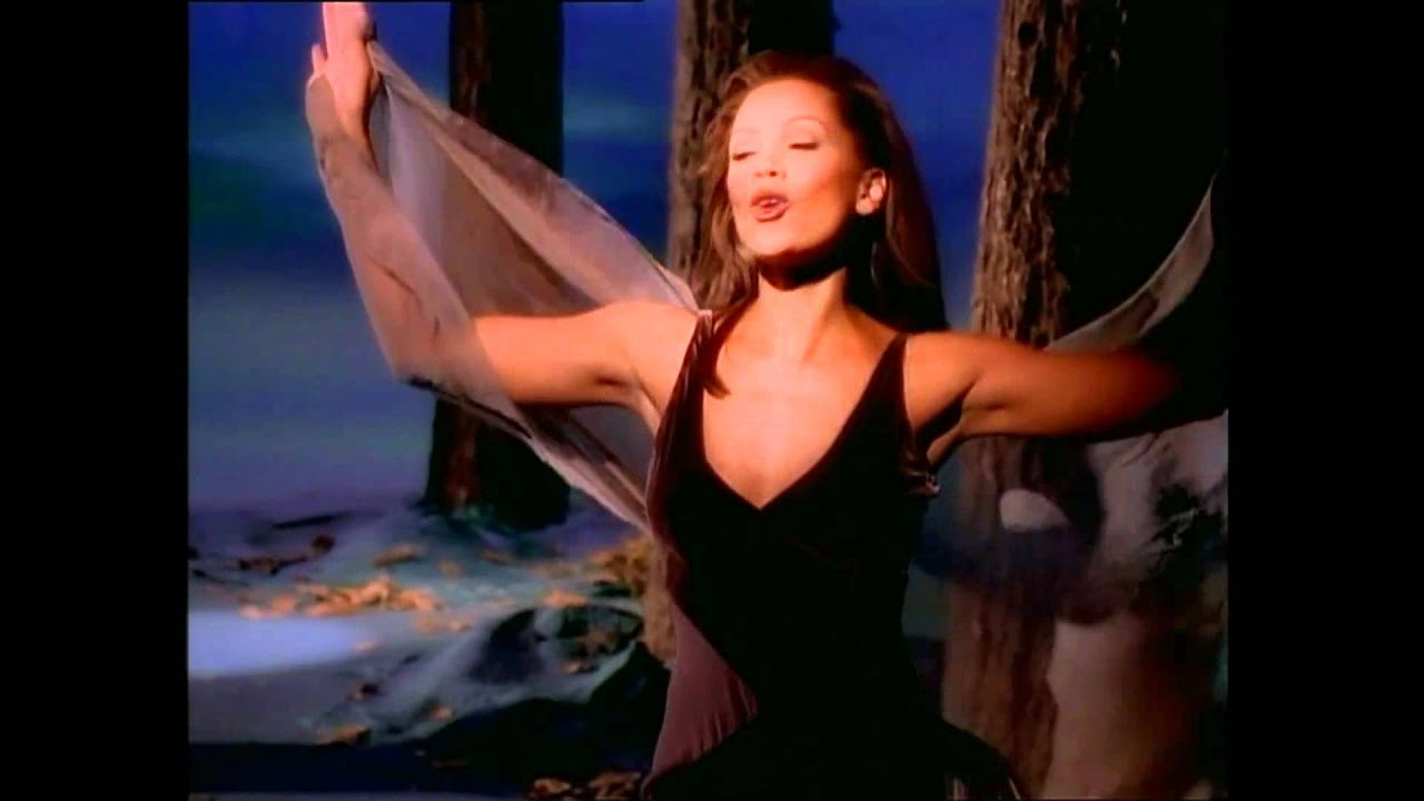 Vanessa williams colors of the wind youtube