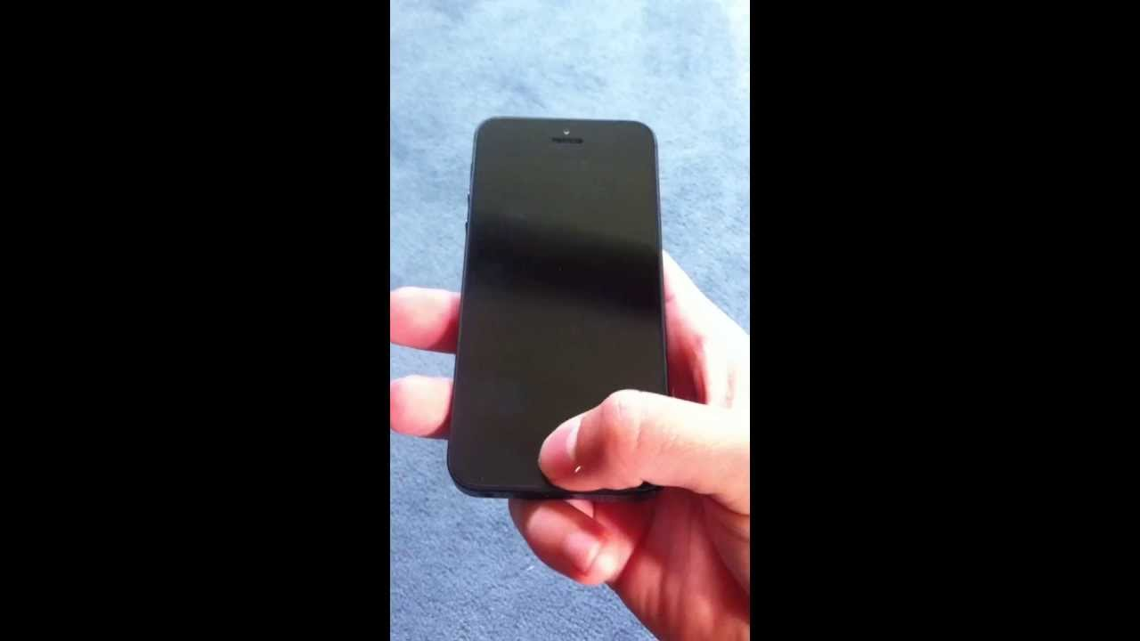 unlock iphone 5 without passcode how to unlock iphone 5 without passcode or jailbreak 18128