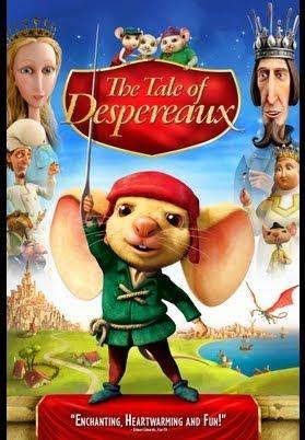 the tale of despereaux youtube