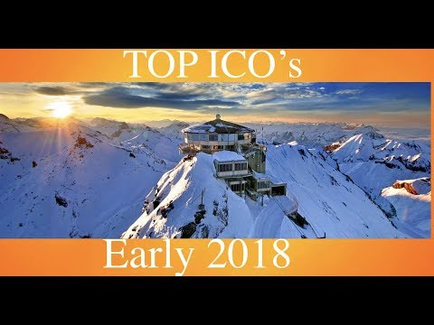 Interesting ICO's To Keep an Eye on 2018