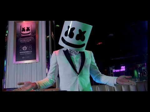 Celebrate New Year's Eve 2018 with Marshmello at Intrigue Vegas