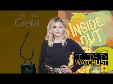 What Chloë Grace Moretz Is Watching | Celebrity Watchlist