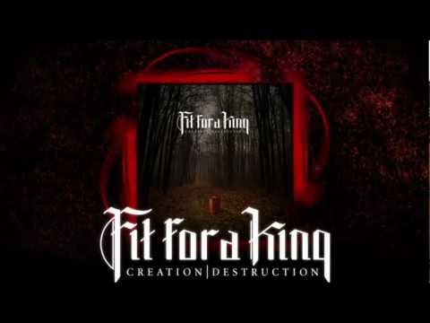 Клип Fit For a King - Warpath