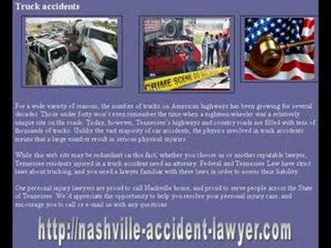Nashville Injury Lawyer