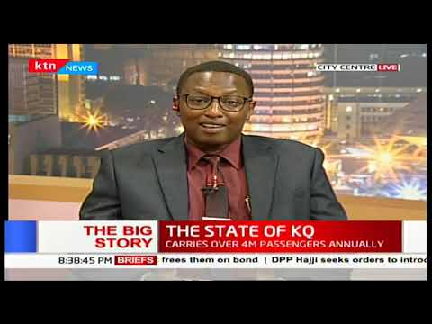 The Big Story: Reports of KQ taking over JKIA