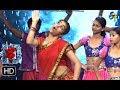 Aqsa Khan Performance | Dhee 10 | 25th October 2017| ETV Telugu