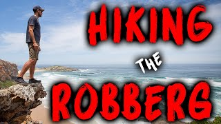 Hiking the ROBBERG Peninsula SOUTH AFRICA Plettenberg Bay