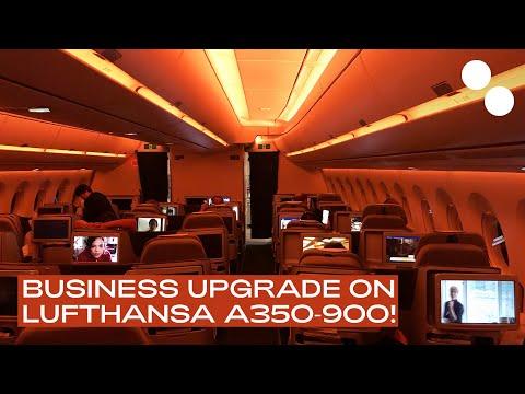 TRIP REPORT — Lufthansa Business Class  — Airbus A350-900 — Seoul To Munich
