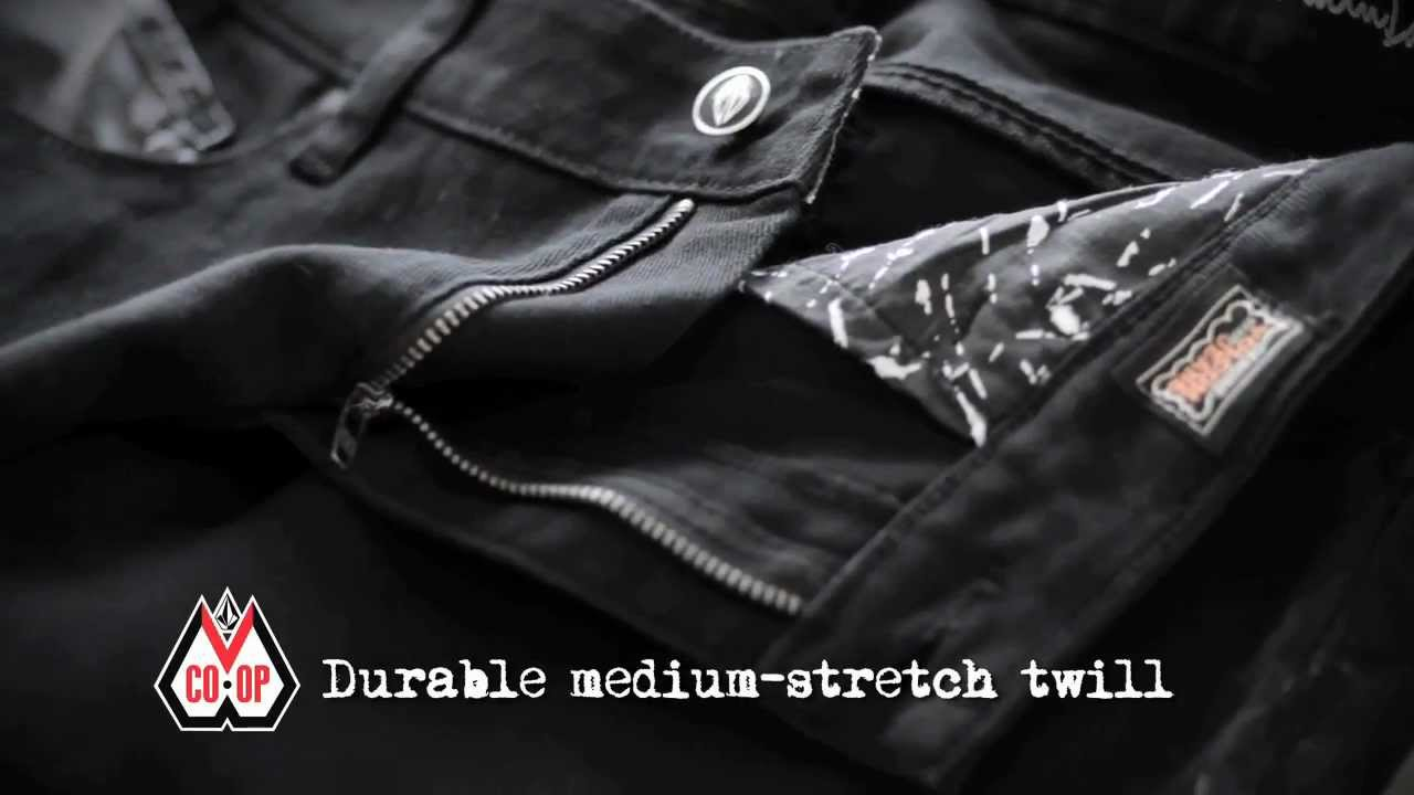 Dustin Dollin Volcom Brand Jeans Out Now Youtube