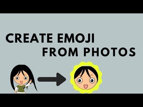 How to Create Emoji From Photos - iPhone