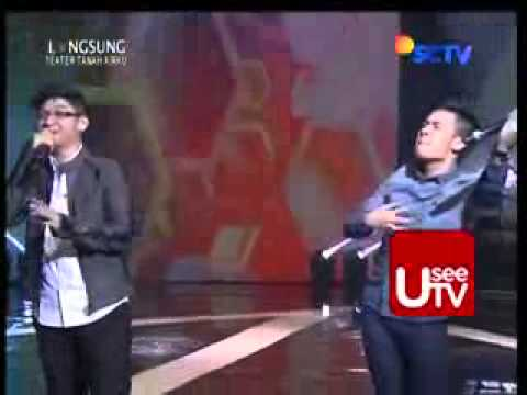 Konser 17 Tahun Ungu - D'bagindas Feat Pasha - Suka Sama Kamu 10/07/2013