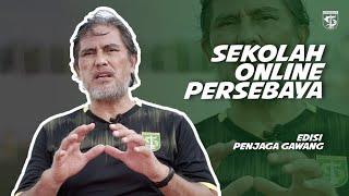 Tips Latihan Penjaga Gawang dari Coach Benny Van Breukelen Part 1 | Tips N Trick