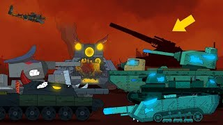 All series of Infernal monsters - Cartoons about tanks
