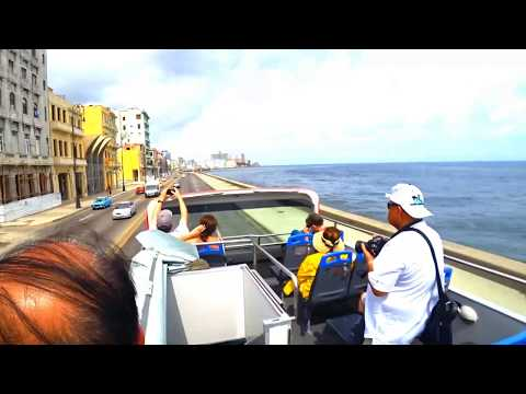 Inaugural Voyage to Havana, Cuba
