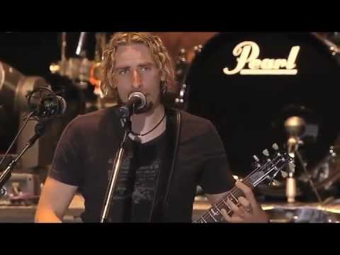 Nickelback   --  How  You  Remind  Me [[  Official  Live  Video ]]  HD Mp3