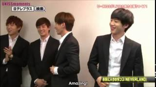 [ENG SUB] 140921 U-KISS Interview