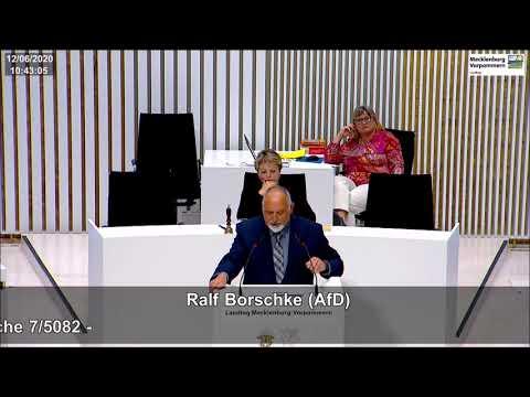 Ralf Borschke: Ihr Handeln steht im krassen Widerspruch zu ihren Beteuerungen!
