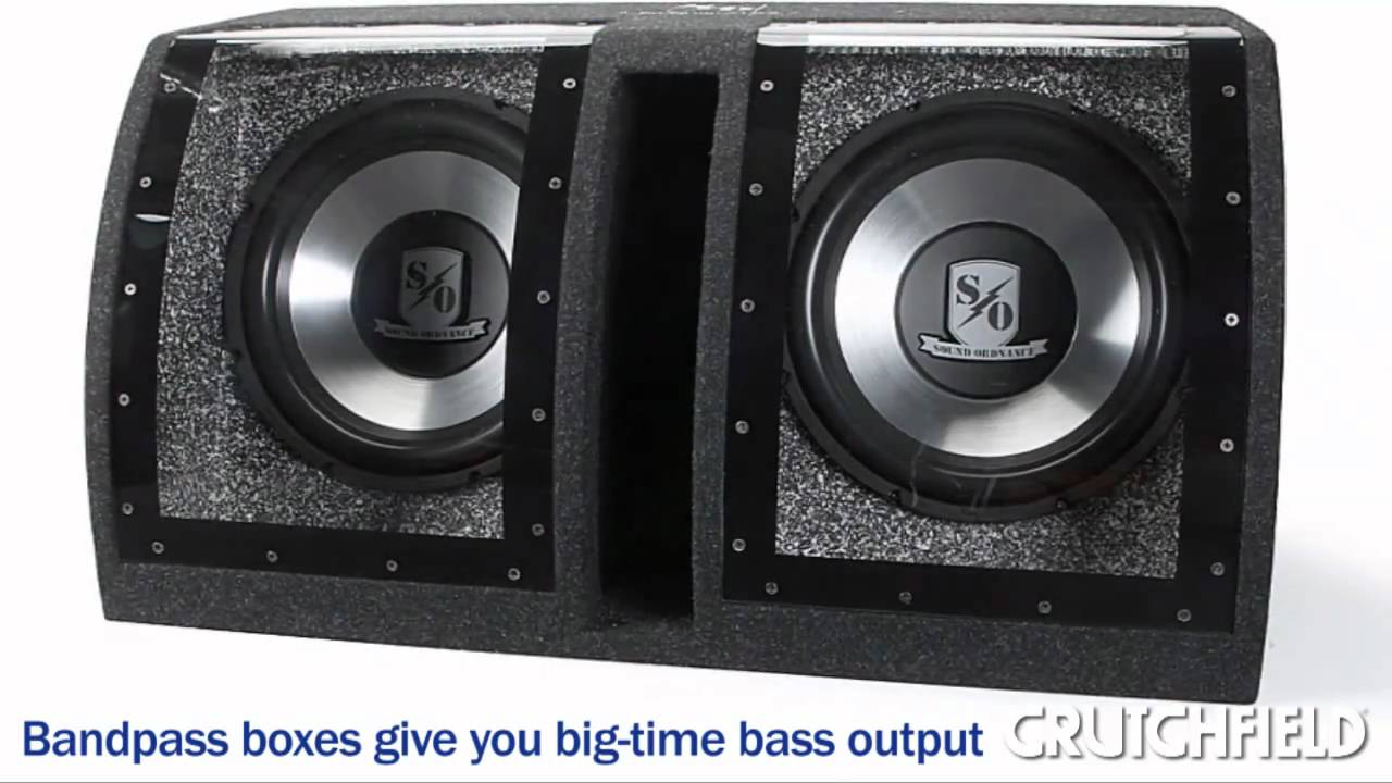 How to choose a subwoofer for the computer 30