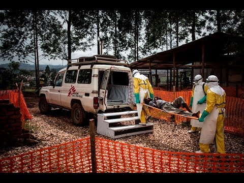 Ebola outbreak in DRC: State of play