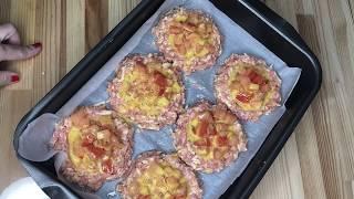 Правильное питание, вкусные рецепты ПП, как готовить котлеты-гнезда
