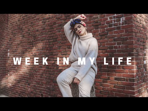 Life abroad,New piercing, turban/hijab dilemma أسبوع في حياتي