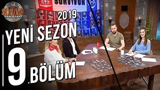Survivor Panorama |  4. Sezon | 9. Bölüm