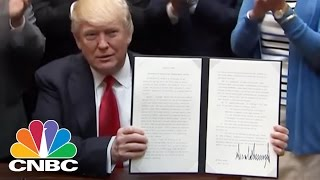 President Donald Trump To Sign Executive Order On Offshore Energy Strategy   CNBC