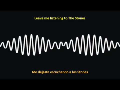 Arctic Monkeys - I Want It All (Subtitulada English/Español)