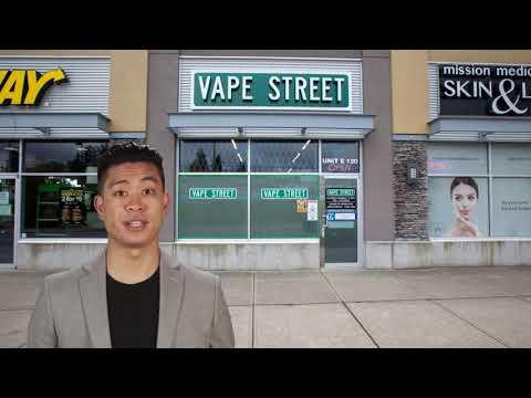 Vape Street Shop in Mission, BC