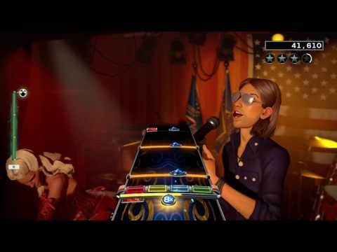 I Miss The Misery by Halestorm Rock Band 4 Pro Drums Expert Gold Stars