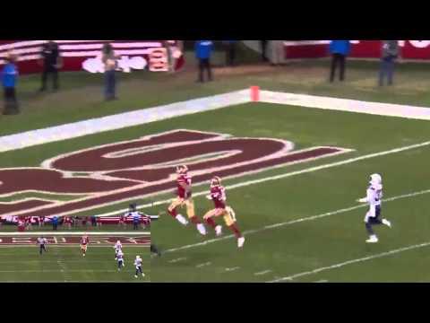 Kaepernick 90 Yard Touchdown Run